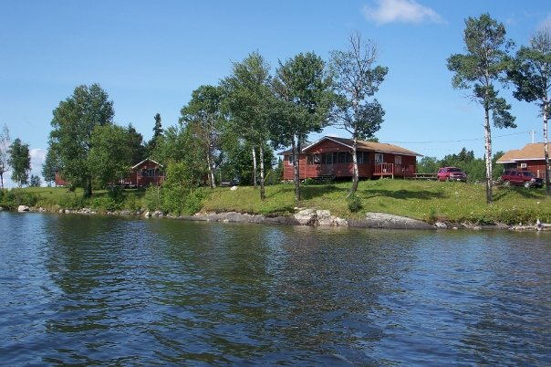 Image gallery lac seul resort map for Ontario fishing lodges and resorts